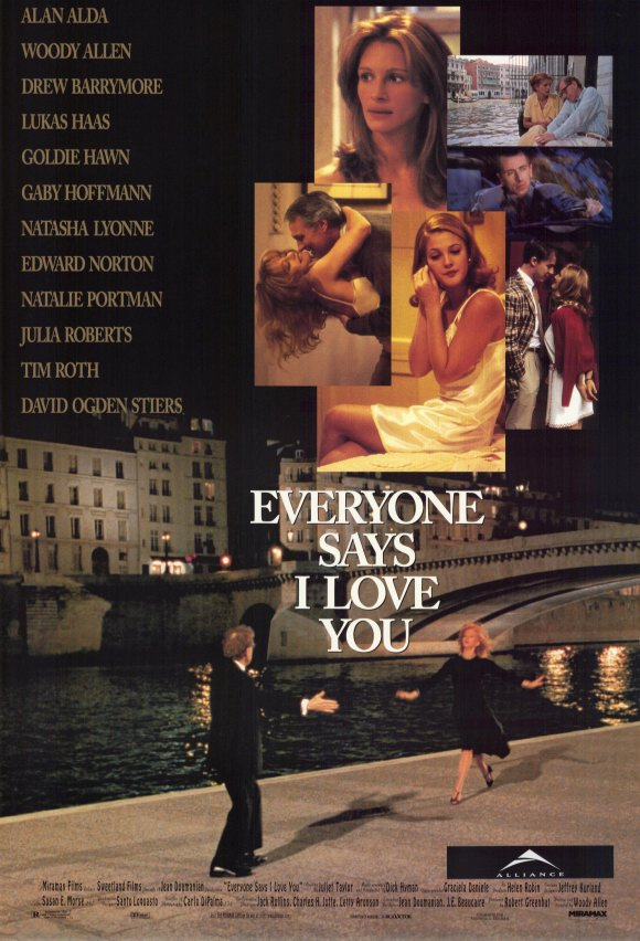 Everyone Says I Love You by Woody Allen