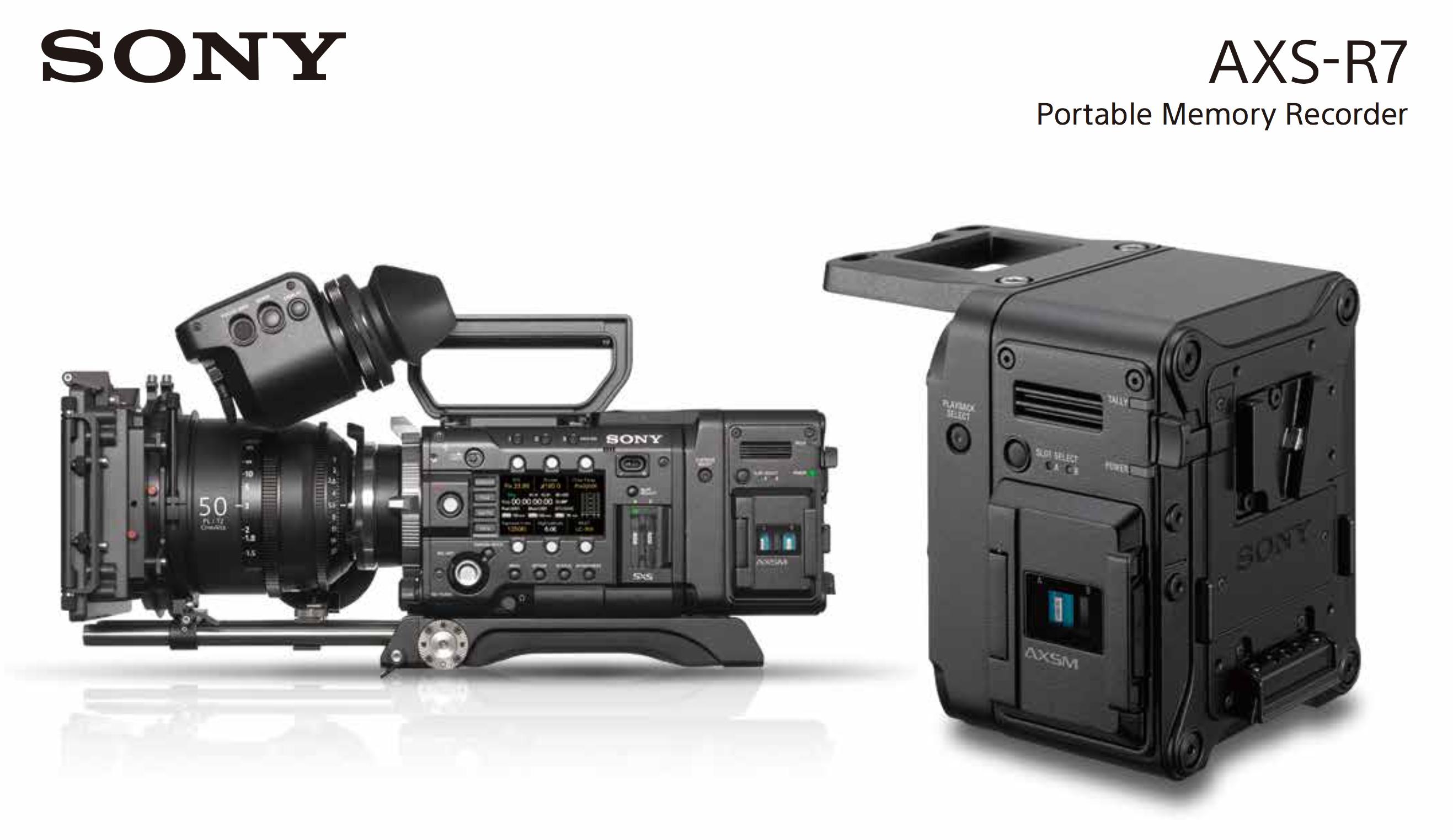 Sony ASX R7