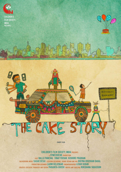 Cake Story : Children's film