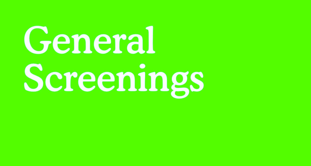 General Screenings
