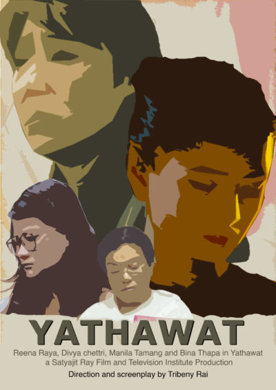 Poster Yathawat (As it is)
